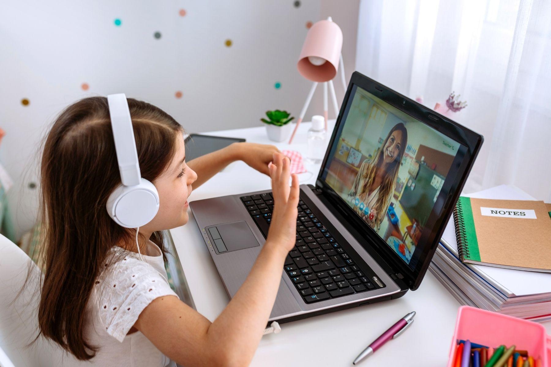 clases de inglés online niños